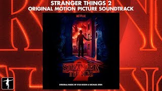 Gambar cover Stranger Things 2 - Kyle Dixon & Michael Stein - Soundtrack Preview (Official Video)