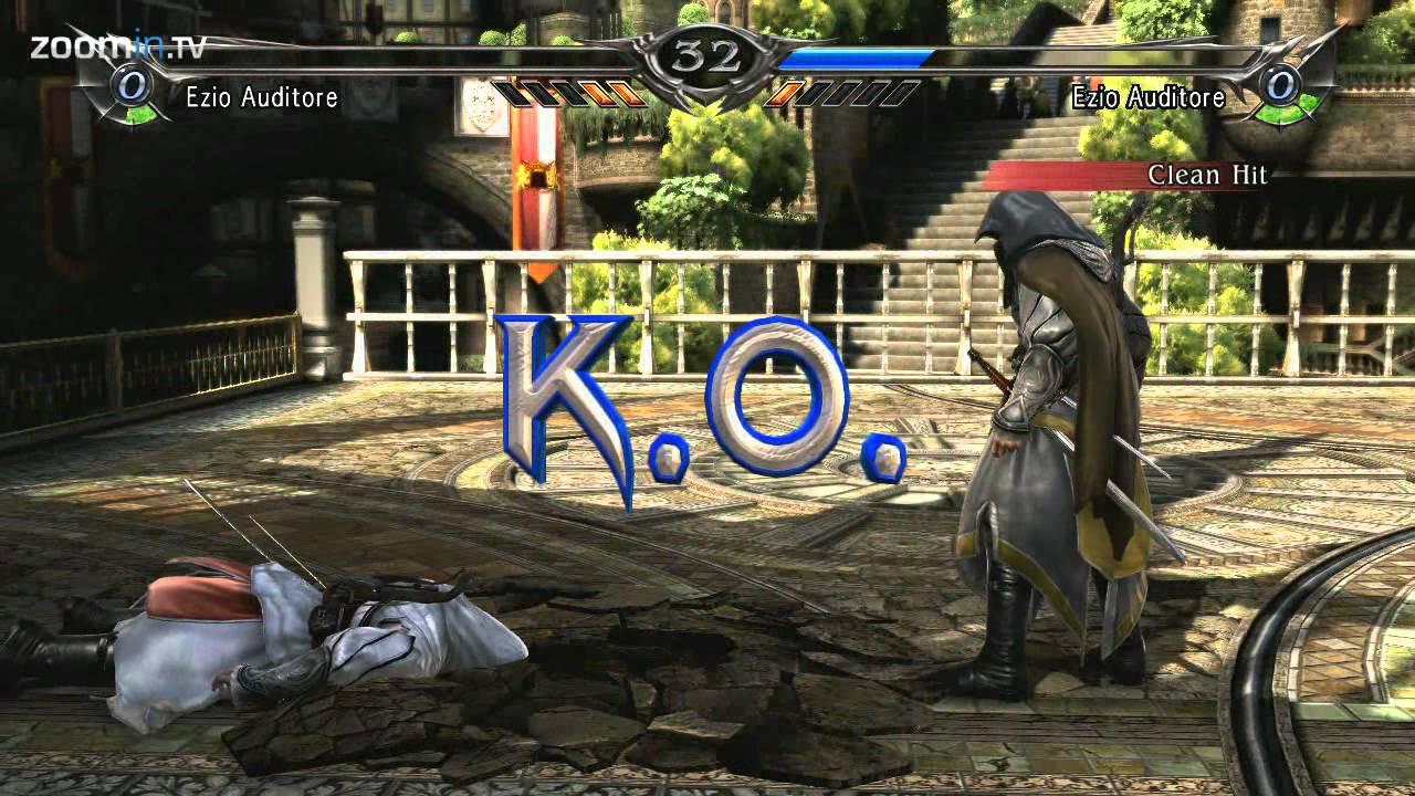 Ezio Auditore Vs Ezio Auditore. Who Would Win?
