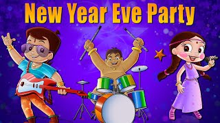 Chhota Bheem - Booyah!!!   New Year Party Song   Kids Songs   Hindi Cartoon for Kids