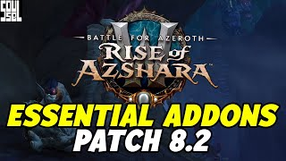 Download 8 Essential Addons for Patch 8 2 Battle for Azeroth