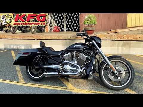 2008 Harley-Davidson Night Rod in Auburn, Washington - Video 1