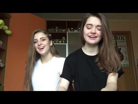 Элджей feat. Feduk - Розовое вино (katty & olga cover)