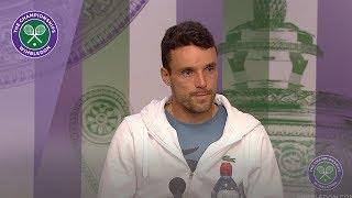 Roberto Bautista Agut Quarter-Final Press Conference Wimbledon 2019