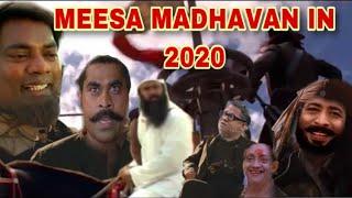 Meesa Madhavan In 2020 | jack sparrow Ramanan | hareesh kanaran | suraj | Saleem Kumar |