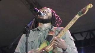 Ziggy Marley performs True to Myself at Smile Jamaica