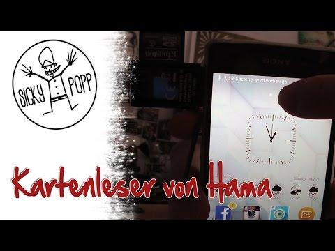 Kartenleser von Hama | Video/PC Gear