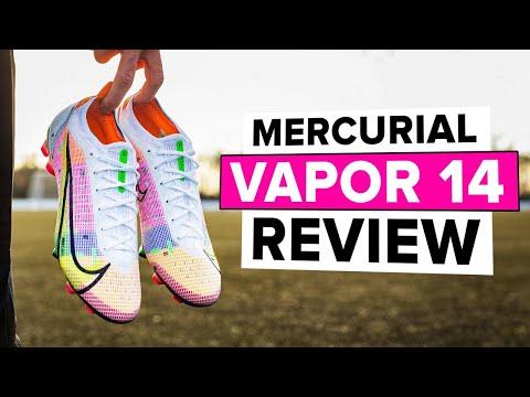 Nike Mercurial Vapor 14 & Superfly 8 Review