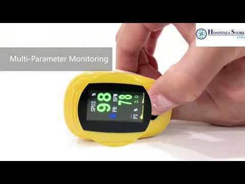 Finger Pulseoximeter Waterproof IPX1