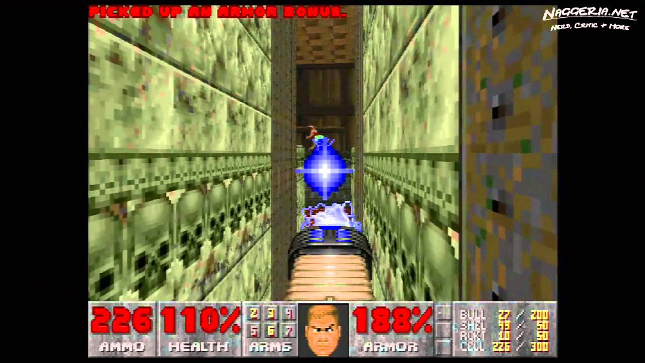 "Doom (E4M2 ""Perfect Hatred"") Walkthrough – Ultra-Violence"