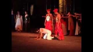 preview picture of video 'Jesucristo superestrella 2013 Morelia COMPLETO'
