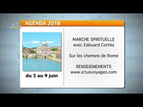 Agenda du 2 avril 2018
