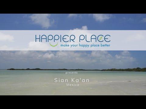 Sian Ka'an Biosphere Reserve (Mexico) – Happier Place