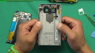 LG G5 Disassembly Reveals Metal Unibody Design!