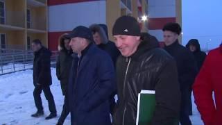 Губернатор Сергей Фургал посетил дом на ул. Аэродромной в Хабаровске