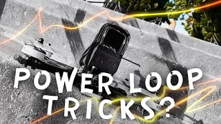 EASY TRICKS for your POWER LOOPS? | FPV Freestyle | FPV BASICS!
