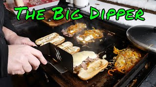 The Big Dipper Sandwich - Blackstone Griddle Cooking