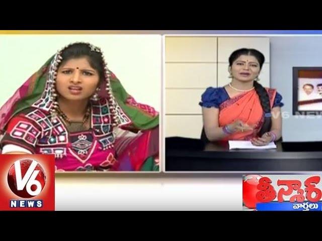 Mangli Funny Conversation with Savitri Mar 9, 2016