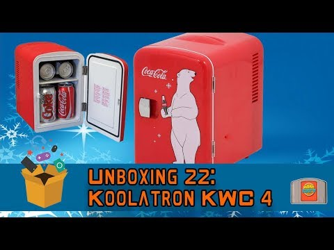 Unboxing 22 - Koolatron KWC-4