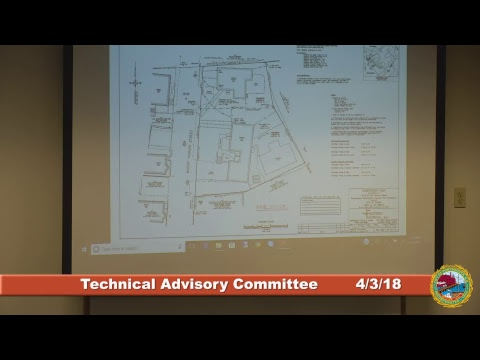 Technical Advisory Committee 4.3.2018