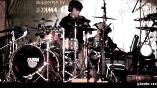 Ray Prasetya - Harder To Breath (Maroon 5 Drum Cover) in Sabian Day 2013