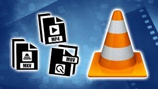 Video File Formats - MP4, MOV, MKV