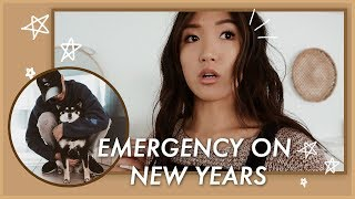 Spent New Years in the Emergency Room | WahlieTV EP633
