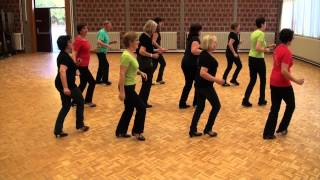LET'S TWIST AGAIN - Line Dance