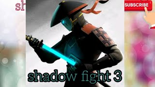 #shadow ????Shadow Fight 3 || Graphic Quality in HD || Dangerous Game || 2020 Top Game ||