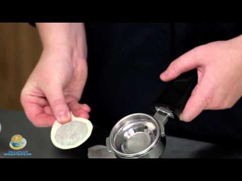 How To Use Pods With A Gaggia Espresso Machine