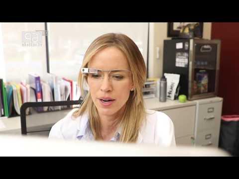 গুগল চশমা পরে রোগী দেখবেন চিকিৎসক | Google Glass | Doctor | News | Ekattor TV