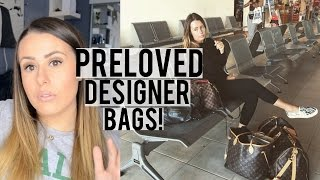 WHERE & HOW TO BUY PRE-LOVED/OWNED DESIGNER BAGS!