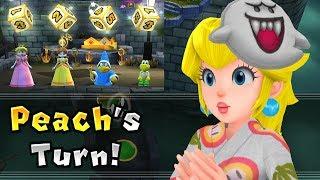 Mario Party 9 Solo Mode ◆Peach Boo's Horror Castle Part 3 #348
