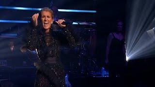 Céline Dion   Ashes (Live In Los Angeles 2019) HD