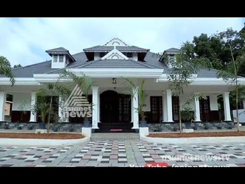 Traditional cum Modern 3 BHK Home at Kodumon angadickal  | Dream Home 1 Oct 2016
