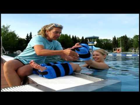 Aquajogging im Eder-Auen-Erlebnisbad in Fritzlar: So funktioniert's