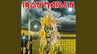 Iron Maiden - Remember Tomorrow (Audio)