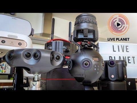 Live Planet - 16 lenses 4K 3D 360° VR Livestreaming Camera in-depth unbiased Review