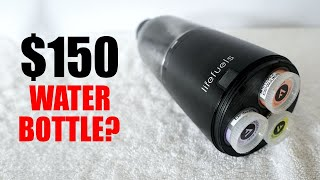 LifeFuels Smart Water Bottle: Amazing but Expensive!