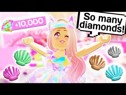 Tips Roblox Royale High Princess School 10 Apk - I Tested My Fans Diamond Tricks And They Worked Roblox