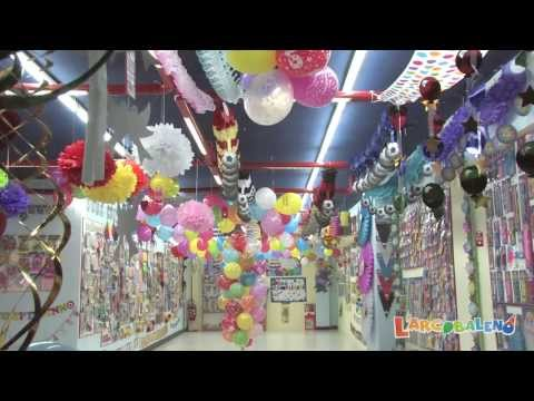 Showroom L'Arcobaleno Party
