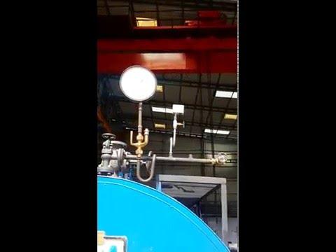 Electric Heater Fired 1-2 TPH Steam Boiler