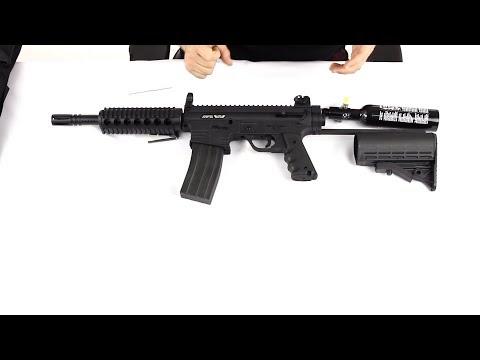 Valken Blackhawk MFG Paintball Gun – Review