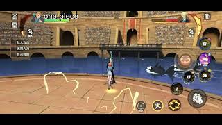 One Piece Nami Skill #112 I One Piece Fighting Path Gameplay