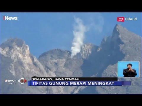 Waspada! Aktivitas Gunung Merapi Meningkat, Erupsi Maksimal Sejauh 2 Kilometer - iNews Siang 07/03