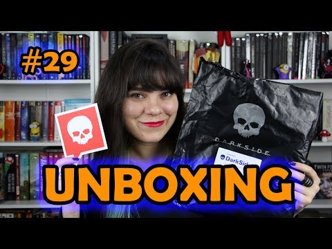 Unboxing DarkSide Books #29