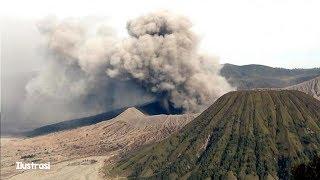 Gunung Bromo Dilaporkan Alami Erupsi, Ketinggian Abu Capai 2.929 Meter