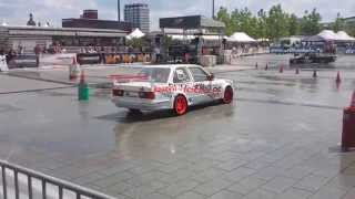 preview picture of video 'Big City Drift Ludwigshafen 2014 - Video 8'