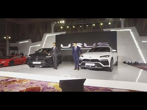 Car Launches Lamborghini Urus Vip Launch Auto Focus