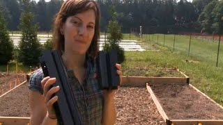 Building a Raised Bed Garden with Burpee Raised Bed Kits