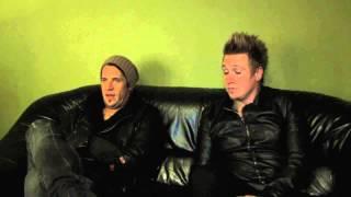 Papa Roach singer close to suicide